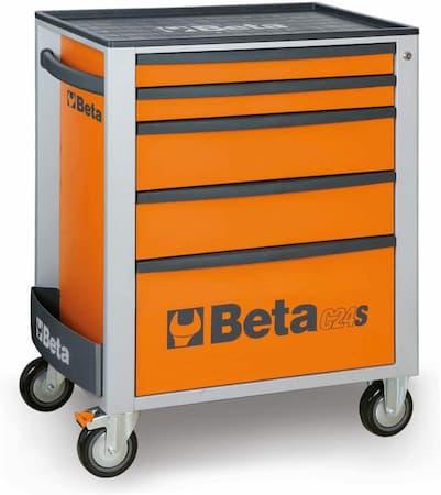 CARRO DE HERRAMIETAS BETA C24 S