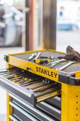 carros herramientas stanley