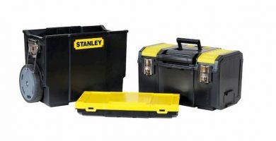 caja de herramientas con ruedas