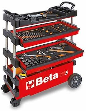 carros de herramientas beta