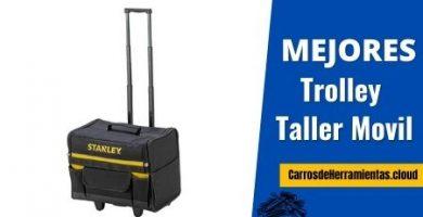trolleys de herramientas